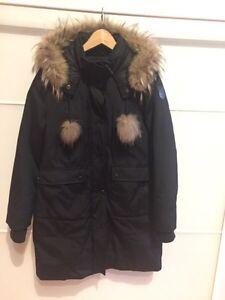 Manteau rudsak atelier noir L et autres manteaux