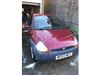 Ford KA for sale, MOT until MAY 2017 - £250 or nearest offer