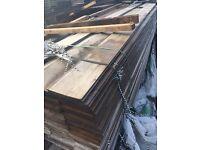 7x3/4 inch 13ft t&g boards £4 each