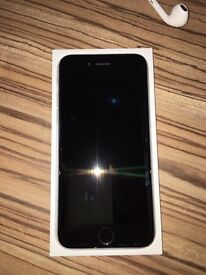 iPhone 6 only Black 64GB used condition