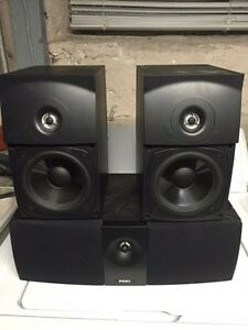 5.1 Energy Surround Sound Speakers