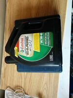 3 Castrol SAE 5W-40 full synthetic motor oil( unopened)