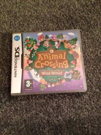 Animal crossing Ds game
