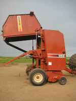 2007 Heston 956 Round Baler