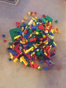 Duplos about 300 pieces good variety