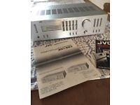 JVC integrated Amp AX2 retro 1980s