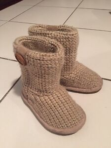 Next boots for girls (size 5) $10