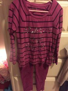 Joe fresh girls outfit 4-5T Gatineau Ottawa / Gatineau Area image 1