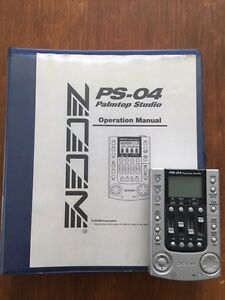 Zoom PS -04  portable recorder West Island Greater Montréal image 1