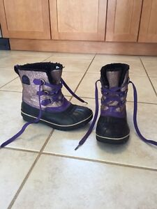 "Kids ""Sorel"" winter boots"