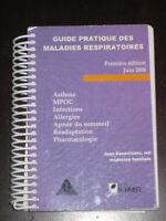 Guide pratique des maladies respiratoires