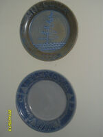 *** Collector Plates from MUSKOKA