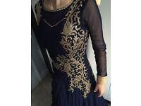 Asian/Indian Ballgown Dress