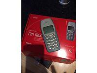 Nokia 3410 vintage