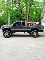 2008 Ford f-250 lifted