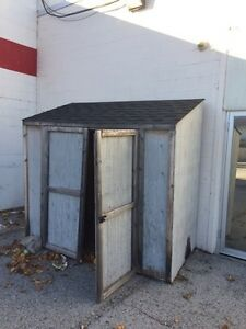 4 by 8 Shed  London Ontario image 2