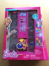 Barbie Fashion Vending Machine