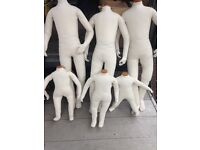 Mannequins ideal for Halloween