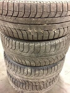 Michelin x-ice 215/55r17