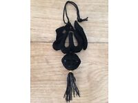 A beautiful car mirror hanging ornament, brand new at only £5 can be used as a gift etc....