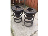 Honda Civic ep3 type r front springs (ep2, ep3, civic)