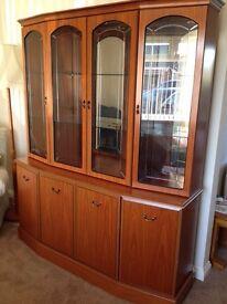 Side board/dresser in teak wood