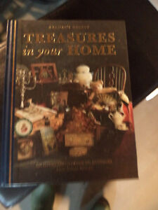 Treasures in your home - Readers Digest NEW PRICE $20