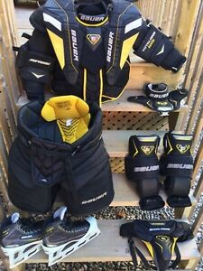 Équipement de gardien de but Bauer NXG goalie gear
