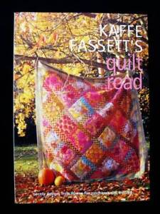 Quilts - Kaffe Fassett - Quilt Road [20 Designs][Signed] Loganholme Logan Area Preview
