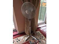Pedestal floor fan 16 inch electric