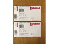 2 x Tickets for The Band The Musical