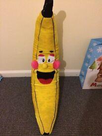 Giant soft banana