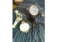 Roland kd85 electronic mesh kick drum pad, kd 80 120 7 8 td