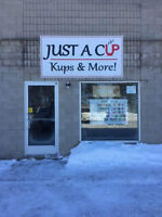 Just A Cup is now in Port Elgin!