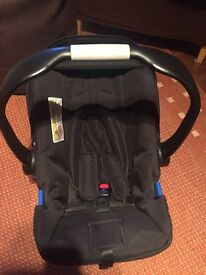Mothercare Xpedior Pram & Car Seat travel system