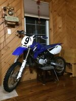 Yz 85 2011 trade for sled