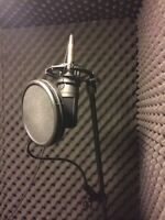 Recording Studio (Mixing and Mastering services offered)