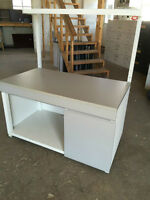 Heavy Duty Steel Work Bench with Laminate top