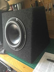 "Hertz audio 10"" hx250d"