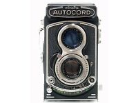 Minolta Autocord 6x6 TLR Medium Format Camera