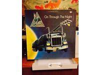 "Def Leppard - On Through The Night - Vinyl 12"" LP Record"