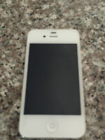 Mint Condition iPhone 4S 16GB White