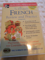 The Ultimate French Review and Practice  2x75 min Grammar CD