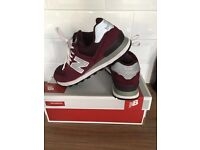 New Balance Trainers - Size 5 - Excellent Condition
