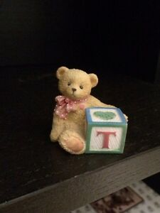 """Cherished Teddies collectables """"T"""" and """"B"""" St. John's Newfoundland image 1"""