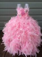 Tutu and Feather Dresses