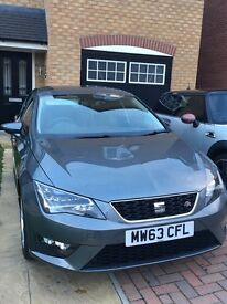 Seat Leon FR 1.4 TSI With Tech Pack