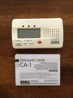 Korg Chromatic CA-1 Tuner