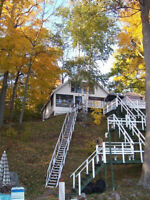 Waterfront Cottage for rent on Sand Lake