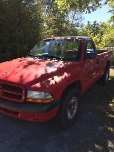 Selling truck for parts needs water pump and battery